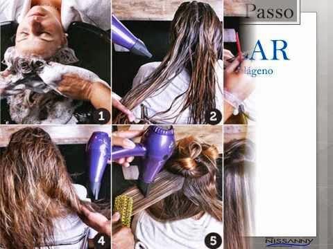 Cómo utilizar , el pelo mojado y los lavarás con el profundo Cleasing Shampoo Cadiveu. Este paso amplía los poros y las cutículas penetren mejor nutrición