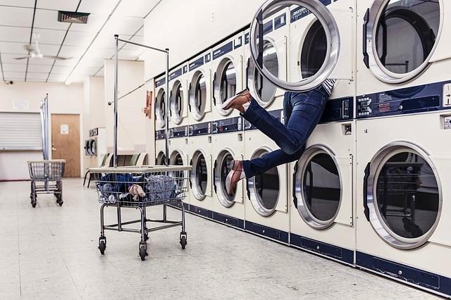 Jangan Sering-sering ke Laundry