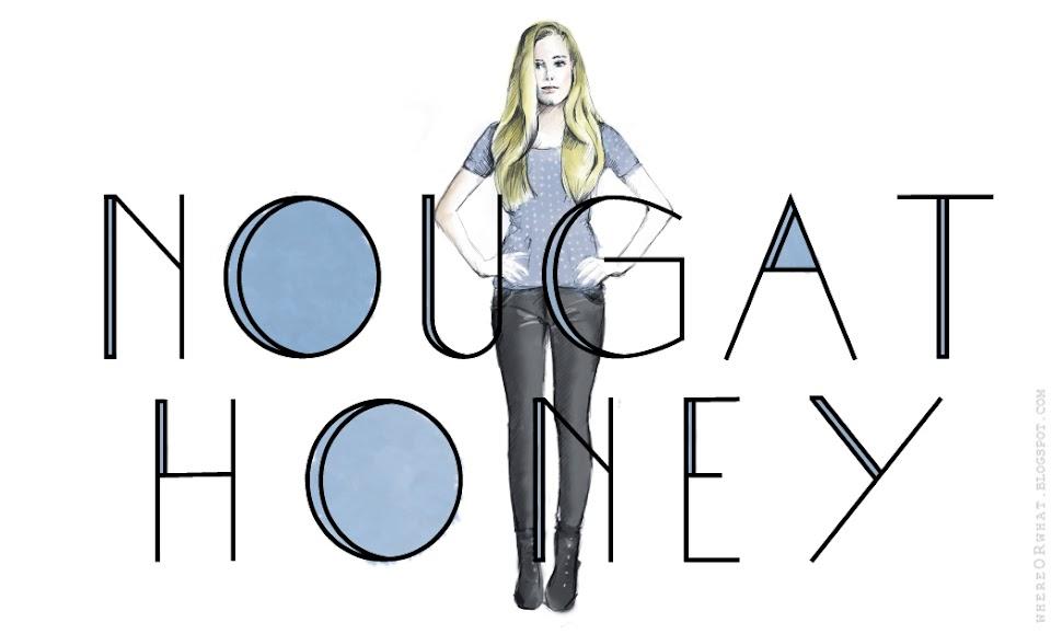 Nougat Honey