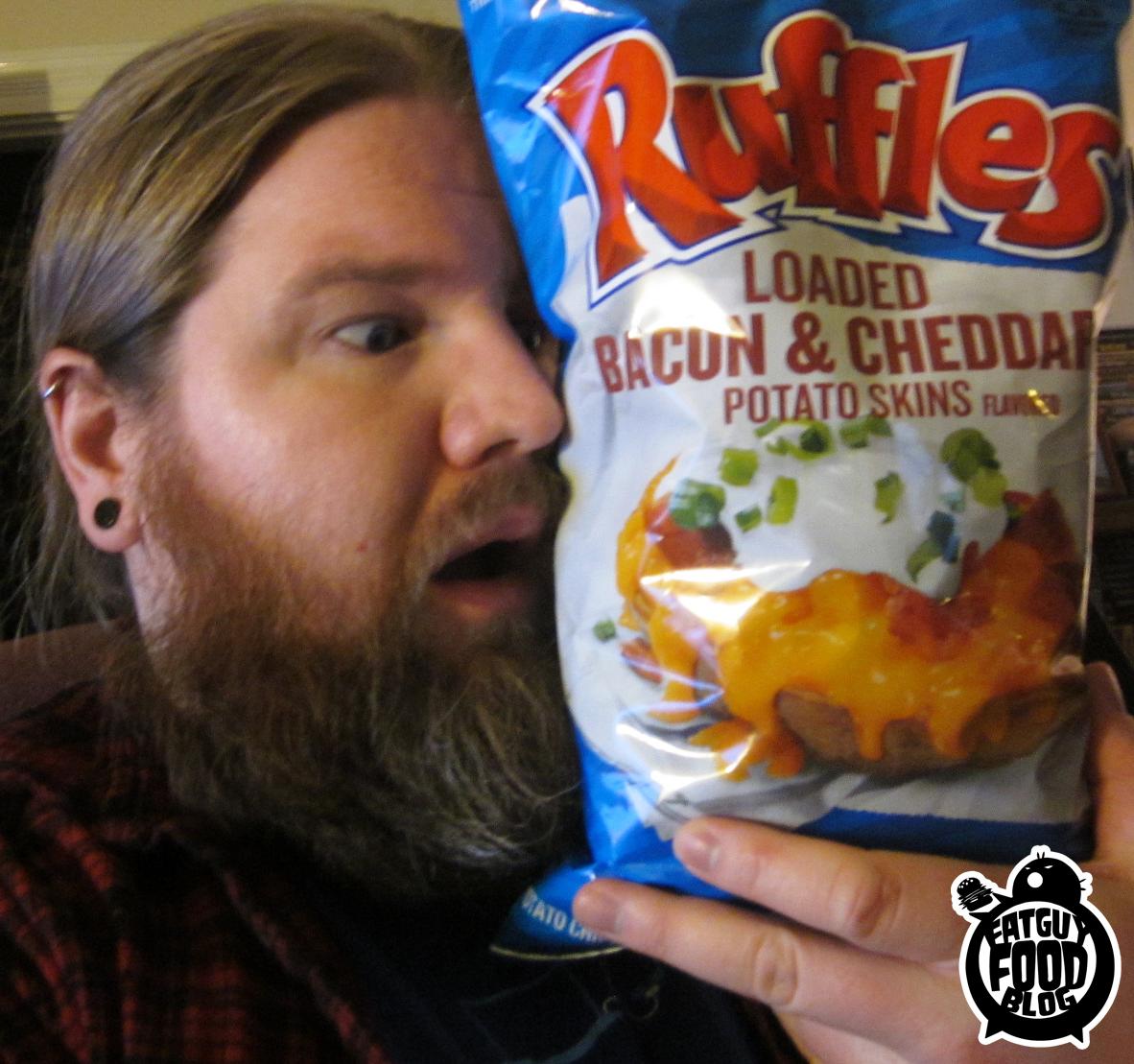 Potato Skins Chips Potato Skins Chips