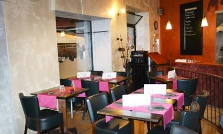 Menu di pesce con vino da 29,90 € al ristorante Mamma mia