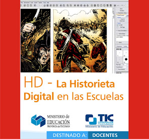 Curso HD La Historieta Digital Educativa en las Escuelas