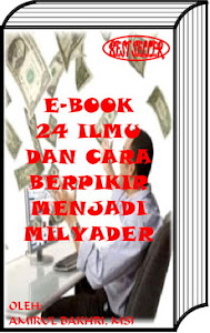 E-BOOK MENJADI MILYADER SUKSES