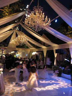A Wedding Reception