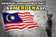 Selamat Menyambut Kemerdekaan ke-55 Tanah Air Ku Malaysia