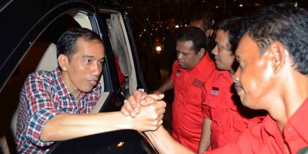 Bersedia Jadi Capres, Jokowi Keblinger Kekuasaan ?