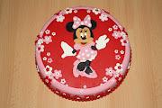 Ook dit jaar mocht ik weer taart maken voor de verjaardag van Isabel,