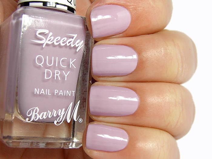 Barry M Speedy Nail Paint - Lap of Honour