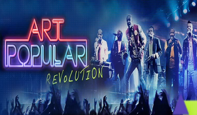 Art Popular Revolution Ao Vivo