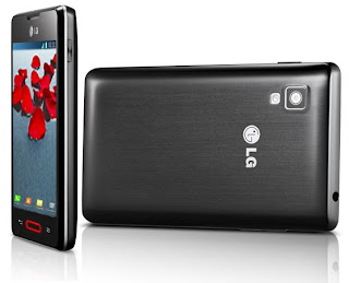 LG Optimus L4 II E440 Single SIM