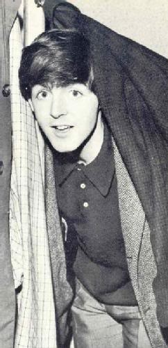 PAUL MCCARTNEY He Just Makes You Aw A Long Time Eh