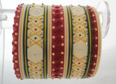 Gujarati Bridal Bangles