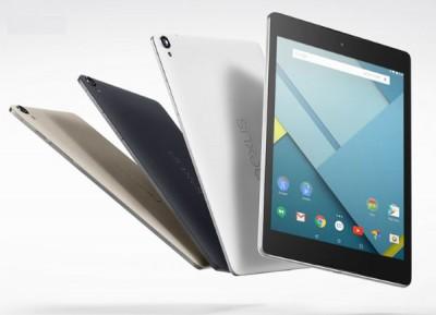 Google Nexus 9 LTE Varian 32GB Bisa Dibeli Online