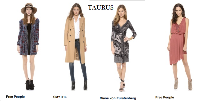 Taurus Fashion Astrological Counsel Astro Type Style