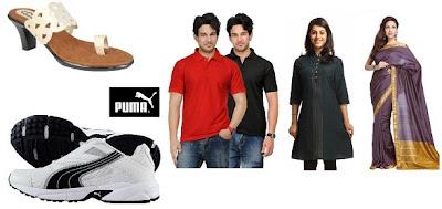 HomeShop18 Secret Sale: Enjoy Flat 20% Extra Discount on Men's / Women's Clothing & Footwear @ HomeShop18