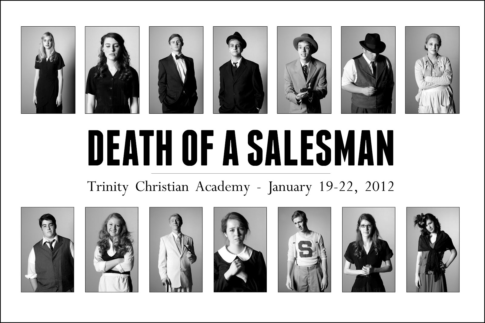 "the death of a salesman by Providence - the simple truth is trinity rep's ""death of a salesman"" is one of  the best things a theater that has produced a slew of winners."