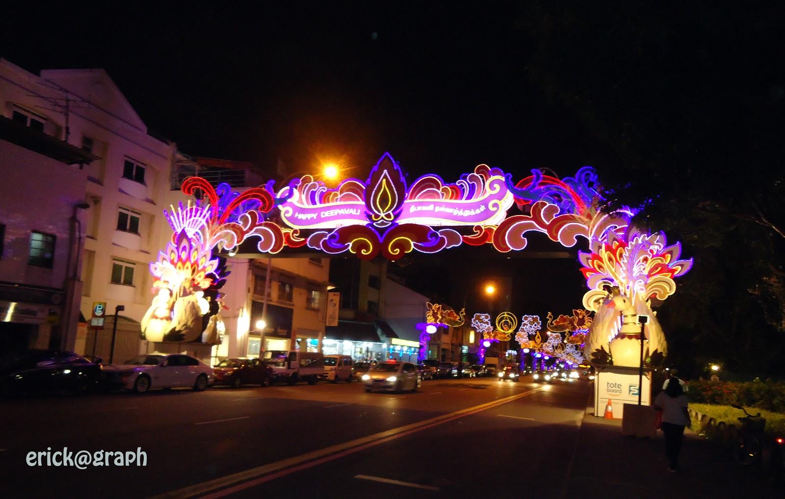 Little India, Semarak Warna Singapura