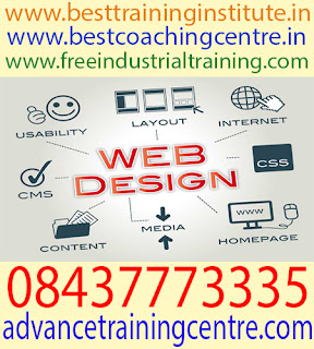 Web Designing training in mohali phase 1