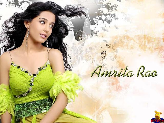 Amrita Rao 2