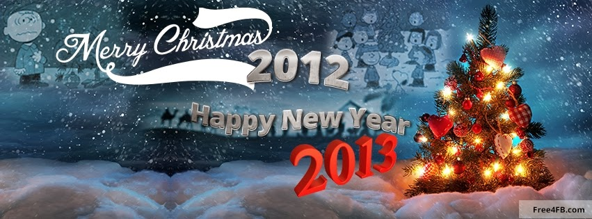 Merry Christmas Facebook Timeline Covers 2013 | Free ...