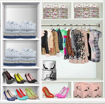 Ideas para organizar tu closet y tus prendas StarchicaBlog