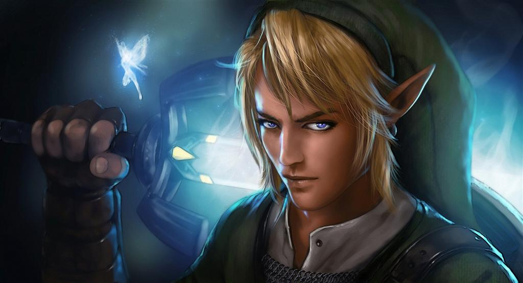 The Legend of Zelda HD & Widescreen Wallpaper 0.759679561315032