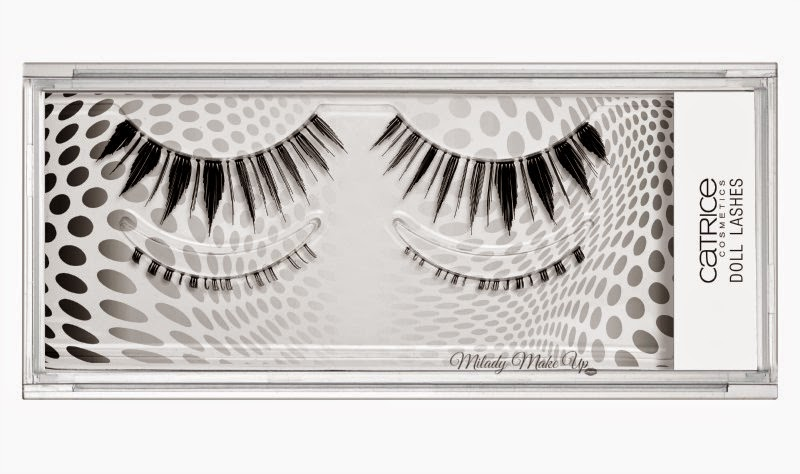 Catrice Dolls Collection lashes