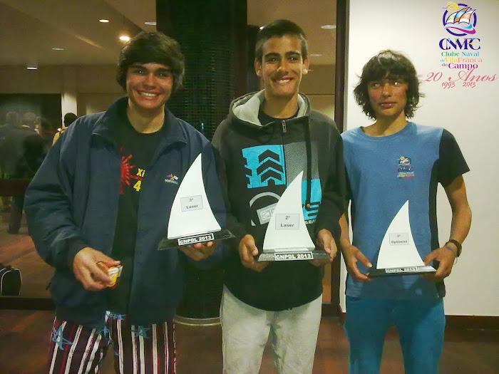 5ª Prova do Campeonato Regional de Vela em PDL