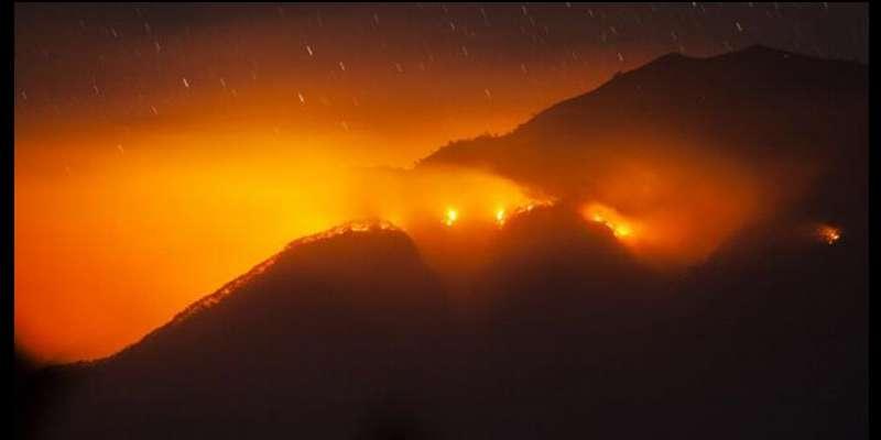 Kisah Pendaki Yang Selamat Dari Kebakaran Merbabu