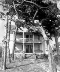 Wm. Borden House circa 1768