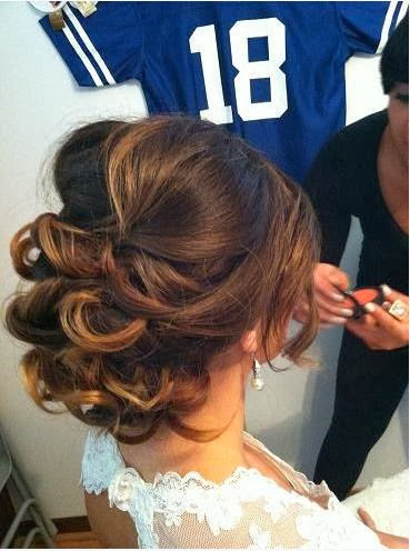 Awesome Bridal Updo