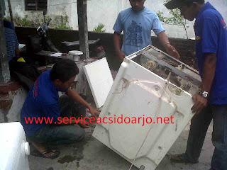 Service mesin cuci ganti pulsator