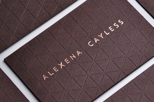 Alexena Business Card