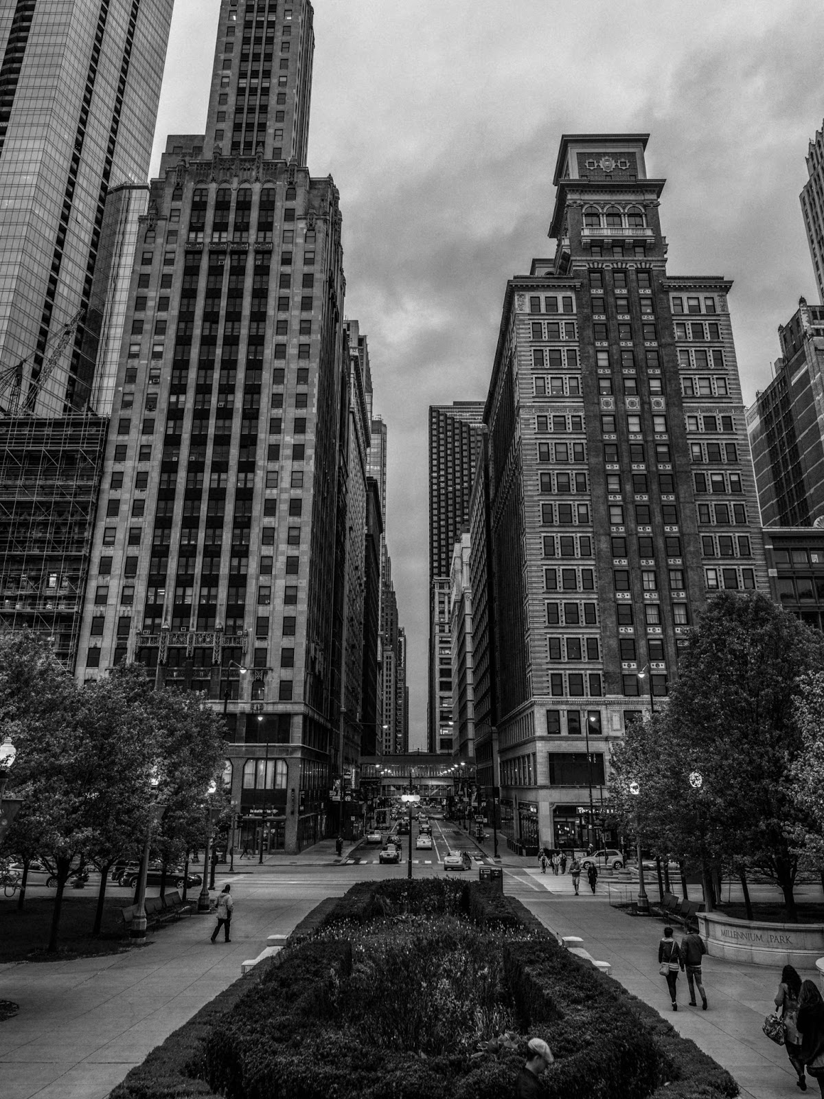The Loop Chicago Photo