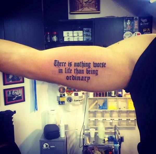 татуировки для мужчин на руке надписи - Татуировки для мужчин на руке Тату на руке мужские