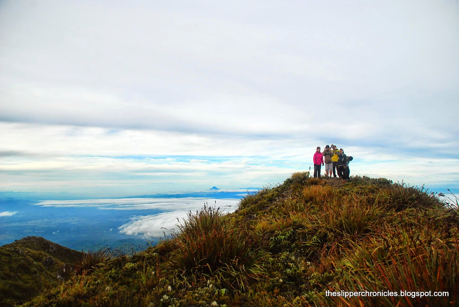 Mount Apo Peak