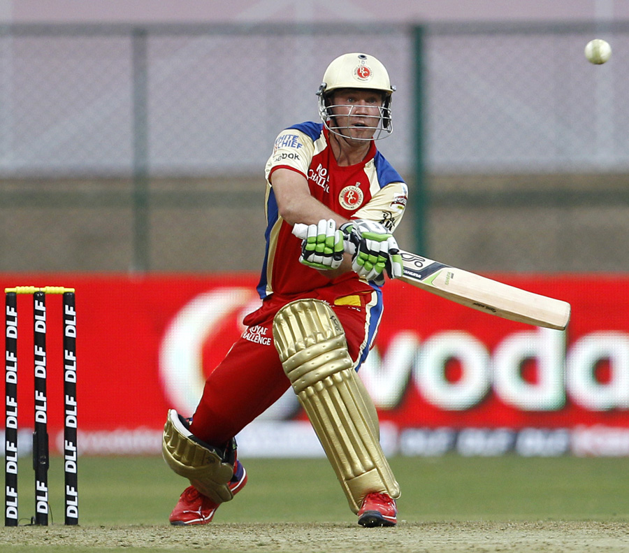 Sports Club: Ab De Villiers in IPL - Images 2012