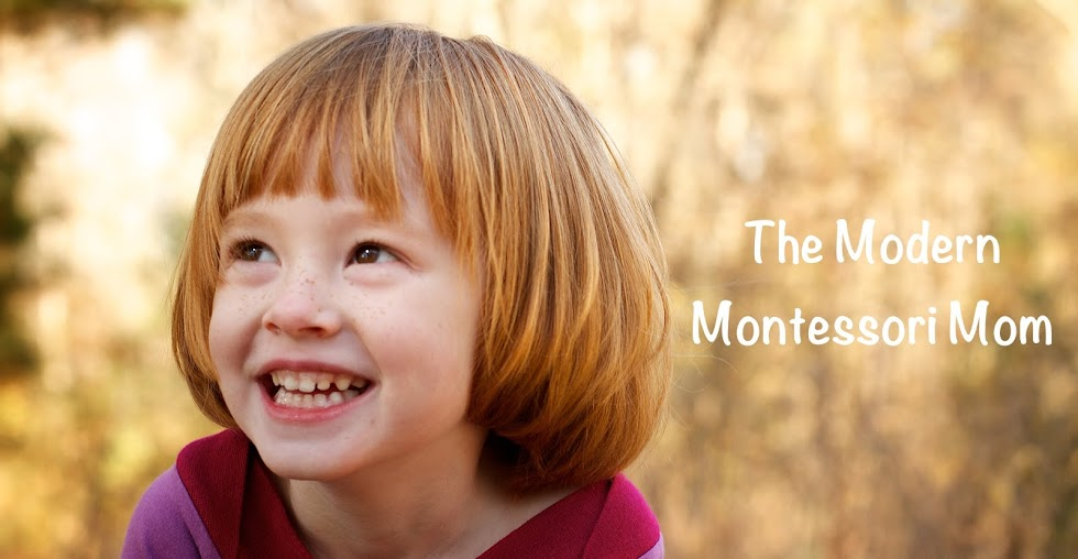 The Modern Montessori Mom