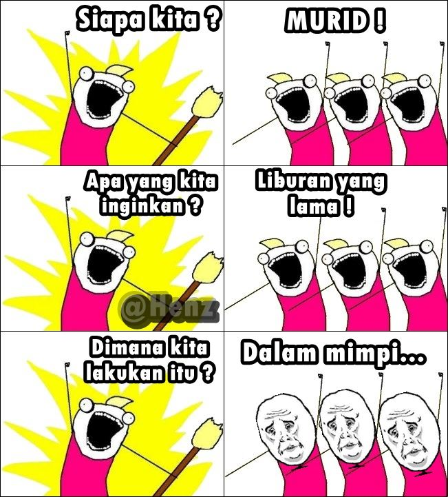 Meme Comic Indonesia: Meme / Rage Face #22