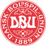 National Footbal Team Logo Denmark PNG