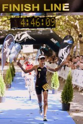 Sailfish Half Triatló Berga 2011