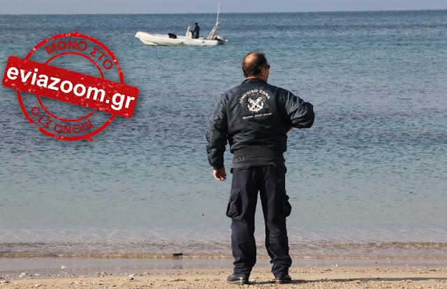 Παραλία Αυλίδας: 75χρονος ξεψύχησε στη θάλασσα!