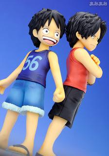 One Piece CB-EX Luffy Ace