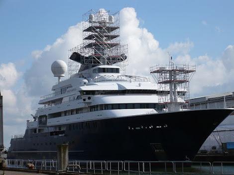 Octopus (le Yacht)