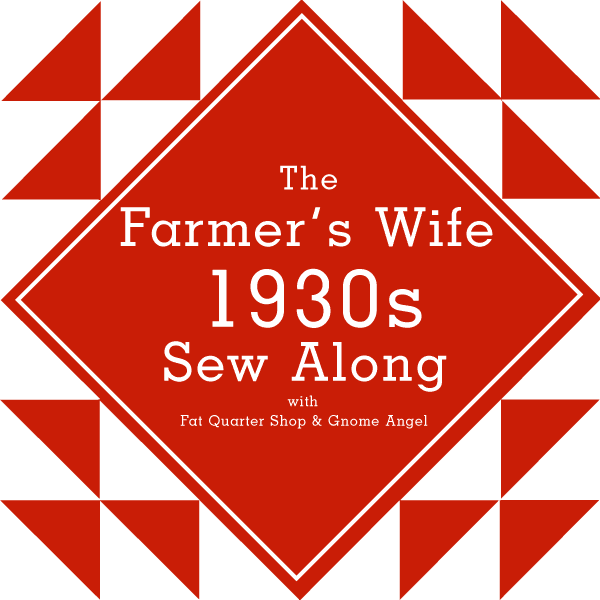 Farmers Wife SAL 1930s