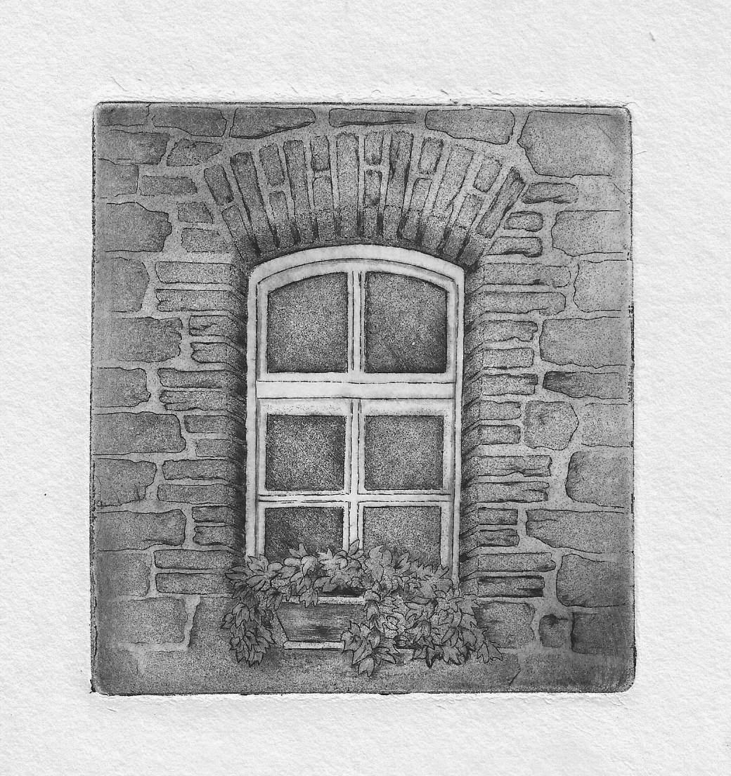 Fenster bleistiftzeichnung  Grafik & mehr ...: März 2014