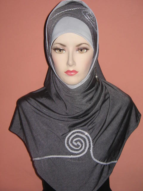 UMI Collection Jilbab Lilit Tali