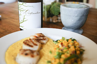 The Perfect Chardonnay Pairing By Sommelier Sean Q. Meyer