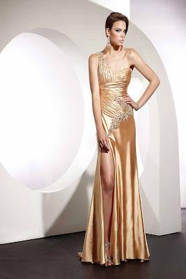 Elegant Couture Prom Dresses 2011