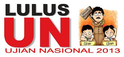 Jadwal UN SMP Dan UN SMA Di Tahun 2013